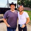 Casey with Thomas Rhett